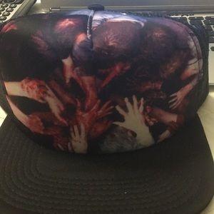 AMC Walking Dead Men's SnapBack Cap New